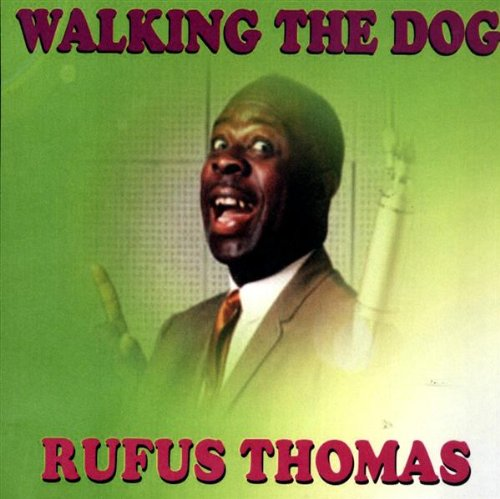 Rufus Thomas, Walkin' The Dog, Piano, Vocal & Guitar (Right-Hand Melody)