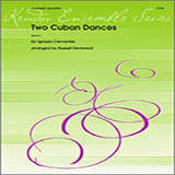 Download Russell Denwood Two Cuban Dances - Full Score sheet music and printable PDF music notes
