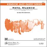Download Ryan Erik Adamsons Hello, Bluebird (based on Bye Bye Blackbird) - 2nd Trombone sheet music and printable PDF music notes