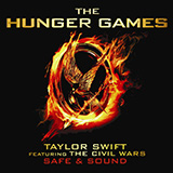 Download Taylor Swift 'Safe & Sound (feat. The Civil Wars) (from The Hunger Games)' printable sheet music notes, Rock chords, tabs PDF and learn this Easy Piano song in minutes