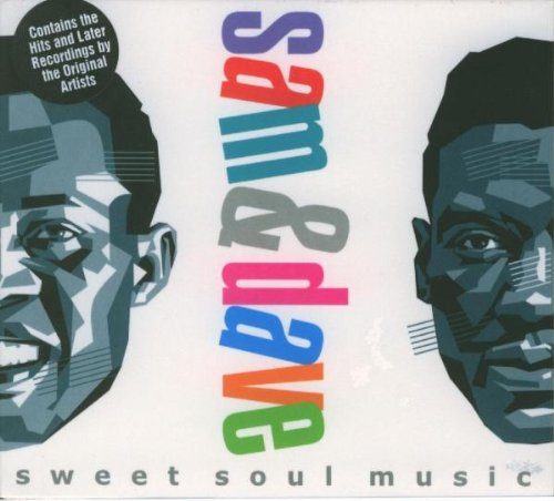 Sam & Dave, Hold On I'm Comin', Piano, Vocal & Guitar (Right-Hand Melody)