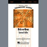 Download Samuel Adler Bric-A-Brac sheet music and printable PDF music notes