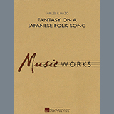Download Samuel R. Hazo Fantasy On A Japanese Folk Song - Trombone 2 sheet music and printable PDF music notes