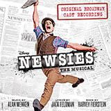 Download Jeremy Jordan 'Santa Fe (from Newsies: The Musical)' printable sheet music notes, Broadway chords, tabs PDF and learn this Vocal Pro + Piano/Guitar song in minutes