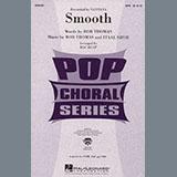 Download Santana Smooth (arr. Mac Huff) sheet music and printable PDF music notes
