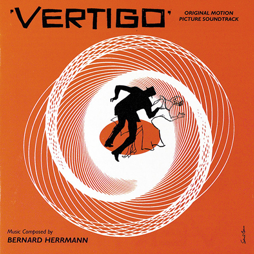 Bernard Hermann, Scene D'Amour (from Vertigo), Cello and Piano