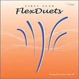 Download Scott Wagstaff First Year FlexDuets - Bb Tenor Sax sheet music and printable PDF music notes