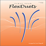 Download Scott Wagstaff First Year FLexDuets - Eb Instruments sheet music and printable PDF music notes