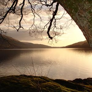 Scottish Folksong, Loch Lomond, Easy Piano
