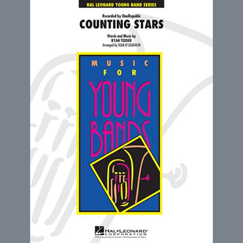 Sean O'Loughlin, Counting Stars - Conductor Score (Full Score), Orchestra