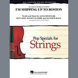 Download Sean O'Loughlin I'm Shipping Up To Boston - Violin 3 (Viola Treble Clef) sheet music and printable PDF music notes
