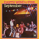 Download Earth, Wind & Fire September sheet music and printable PDF music notes