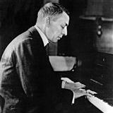 Download Sergei Rachmaninoff Preludes Op.32, No.5 Moderato sheet music and printable PDF music notes