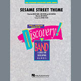 Download John Berry 'Sesame Street Theme - Full Score' printable sheet music notes, Children chords, tabs PDF and learn this Jazz Ensemble song in minutes