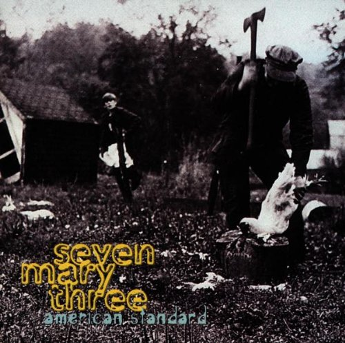 Seven Mary Three, Cumbersome, Guitar Tab Play-Along