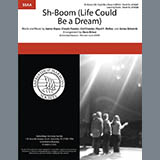 Download The Crew-Cuts 'Sh-Boom (Life Could Be A Dream) (arr. Dave Briner)' printable sheet music notes, Barbershop chords, tabs PDF and learn this SATB Choir song in minutes