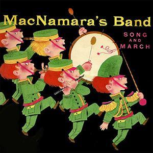 Shamus O'Connor, MacNamara's Band, Piano, Vocal & Guitar (Right-Hand Melody)