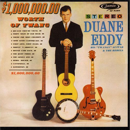 Duane Eddy, Shazam, Guitar Tab