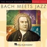 Download Johann Sebastian Bach Sheep May Safely Graze, BWV 208 [Jazz version] (arr. Phillip Keveren) sheet music and printable PDF music notes