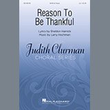 Download Sheldon Harnick and Larry Hochman Reason To Be Thankful ('Tis America That I Call Home) sheet music and printable PDF music notes