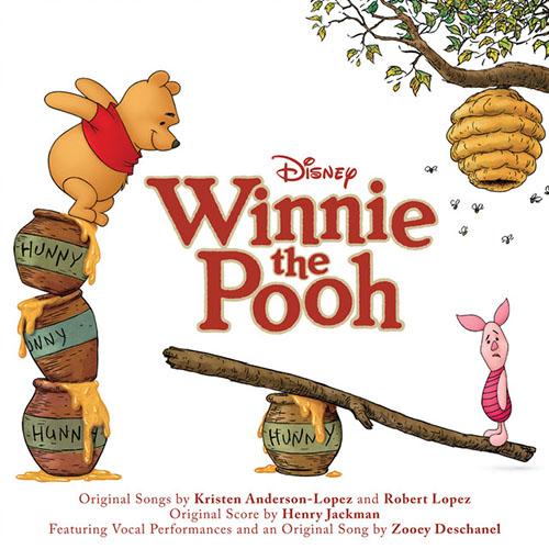 Winnie The Pooh sheet music