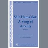 Download Charles Davidson Shir Hama'alot (A Song of Ascents) sheet music and printable PDF music notes