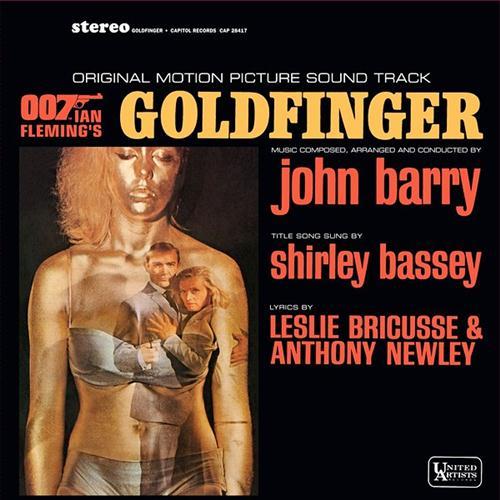 Shirley Bassey, Goldfinger, Easy Piano