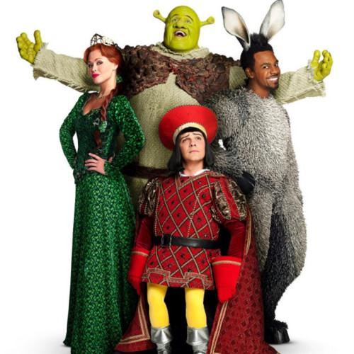 Shrek The Musical, I Know It's Today, Piano, Vocal & Guitar (Right-Hand Melody)