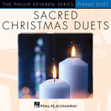 Download Franz X. Gruber 'Silent Night (arr. Phillip Keveren)' printable sheet music notes, Christmas chords, tabs PDF and learn this Piano Duet song in minutes