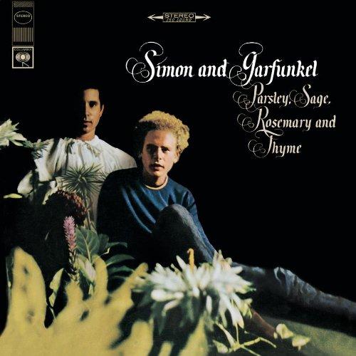 Simon & Garfunkel, Flowers Never Bend With The Rainfall, Lyrics & Chords