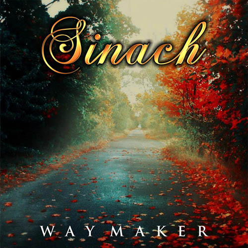 Sinach, Way Maker, Piano, Vocal & Guitar (Right-Hand Melody)