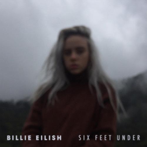 Billie Eilish, Six Feet Under, Really Easy Guitar