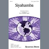 Download South African Folksong Siyahamba (arr. Ruth Morris Gray) sheet music and printable PDF music notes