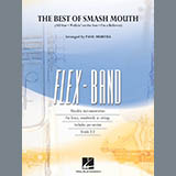Download Smash Mouth The Best of Smash Mouth (arr. Paul Murtha) - Pt.5 - Eb Baritone Saxophone sheet music and printable PDF music notes
