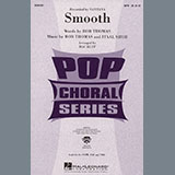 Download Santana 'Smooth (arr. Mac Huff)' printable sheet music notes, Pop chords, tabs PDF and learn this TBB Choir song in minutes
