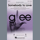Download Glee Cast Somebody To Love (arr. Roger Emerson) - Bass sheet music and printable PDF music notes