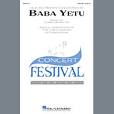 Download Soweto Gospel Choir Baba Yetu (from Civilization IV) sheet music and printable PDF music notes