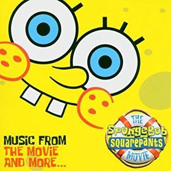 SpongeBob SquarePants, The Best Day Ever, Piano, Vocal & Guitar