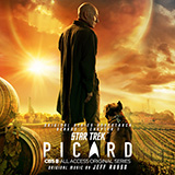 Download Jeff Russo 'Star Trek: Picard Main Title' printable sheet music notes, Film/TV chords, tabs PDF and learn this Piano Solo song in minutes