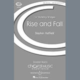 Download Stephen Hatfield Rise And Fall sheet music and printable PDF music notes
