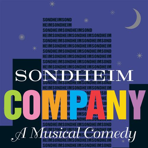 Stephen Sondheim, Another Hundred People, Piano, Vocal & Guitar (Right-Hand Melody)