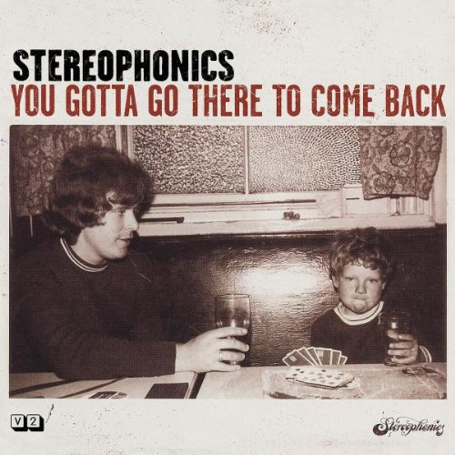 Stereophonics, Getaway, Piano, Vocal & Guitar