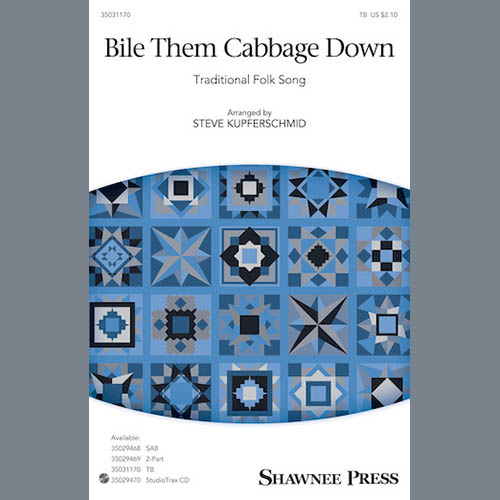 Bile Them Cabbage Down sheet music