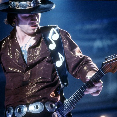 Stevie Ray Vaughan, The House Is Rockin', Guitar Tab