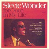 Download Stevie Wonder For Once In My Life sheet music and printable PDF music notes