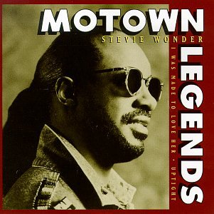 Stevie Wonder, I Was Made To Love Her, Piano, Vocal & Guitar (Right-Hand Melody)