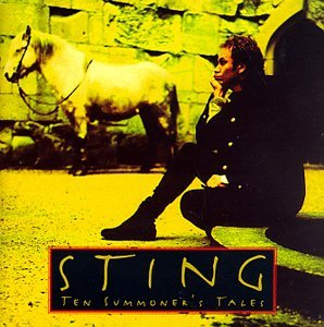 Sting, It's Probably Me, Piano, Vocal & Guitar