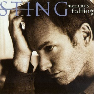 Sting, The Hounds Of Winter, Piano, Vocal & Guitar (Right-Hand Melody)