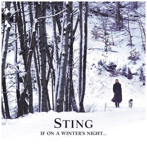 Sting, The Snow It Melts The Soonest, Piano, Vocal & Guitar