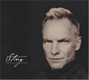 Sting, Whenever I Say Your Name, Piano, Vocal & Guitar